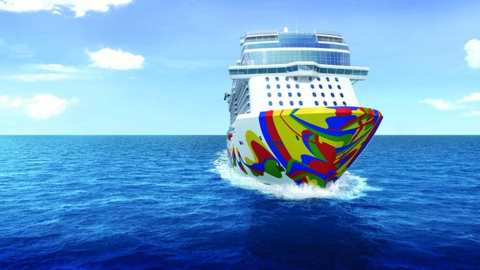 Norwegian Cruise Line in 2019 will unveil another giant new megaship, Norwegian Encore.