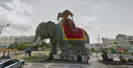 Nj Lucyelephant Margatecity