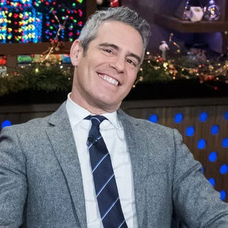 """Watch What Happens Live"" host Andy Cohen"