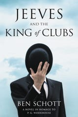 """Jeeves and the King of Clubs"" by Ben Schott"