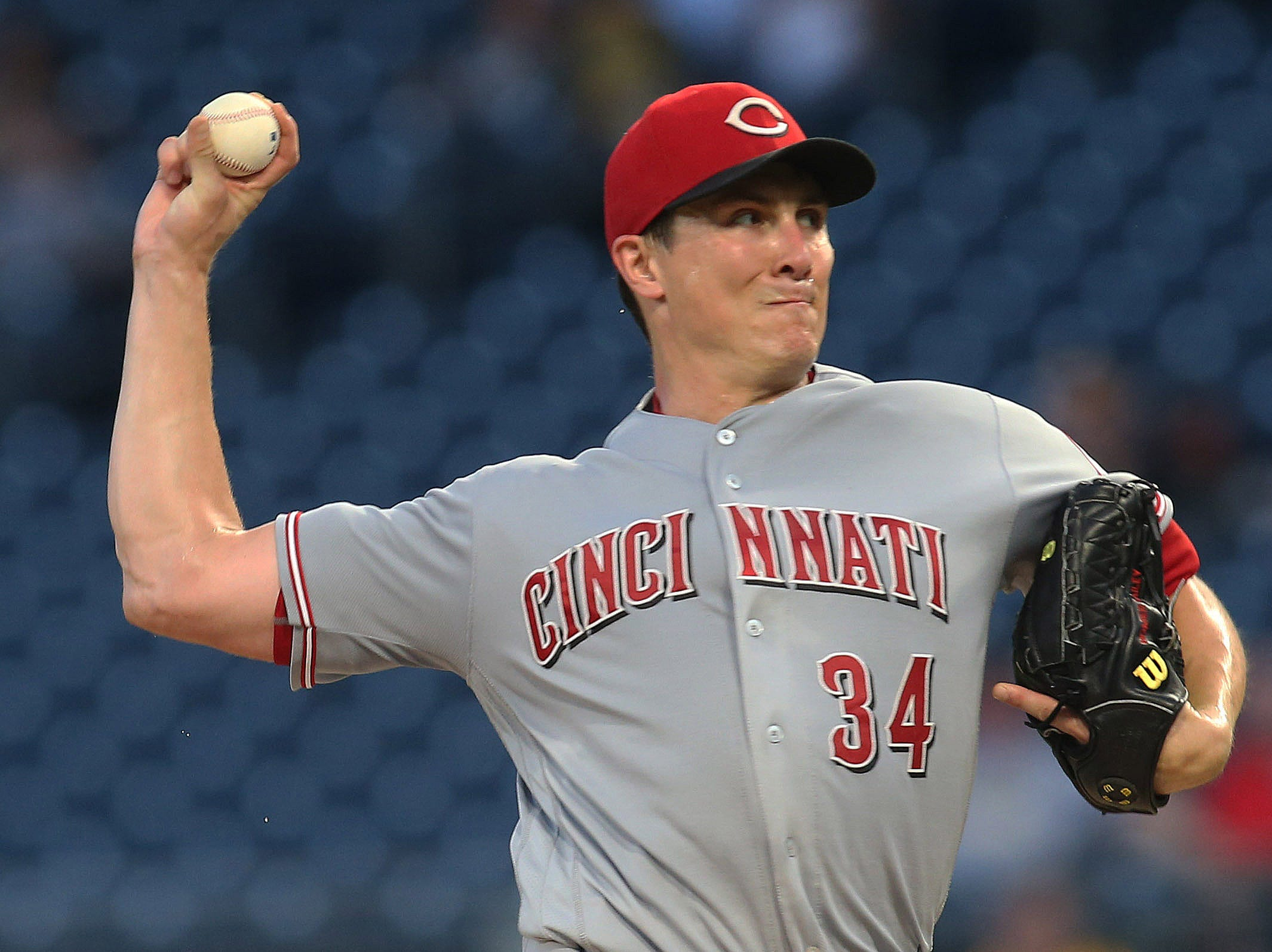 Dec. 21: The Reds traded RHP Homer Bailey and two prospects to the Dodgers for OF Matt Kemp, OF Yasiel Puig and LHP Alex Wood.