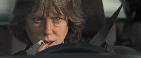 "Nicole Kidman gets a hard-boiled makeover as a cop coming to grips with guilt and a tragic past in Karyn Kusama's ""Destroyer."""