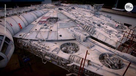 Disney's Hollywood Studios celebrates 30 years, looks toward Star Wars land