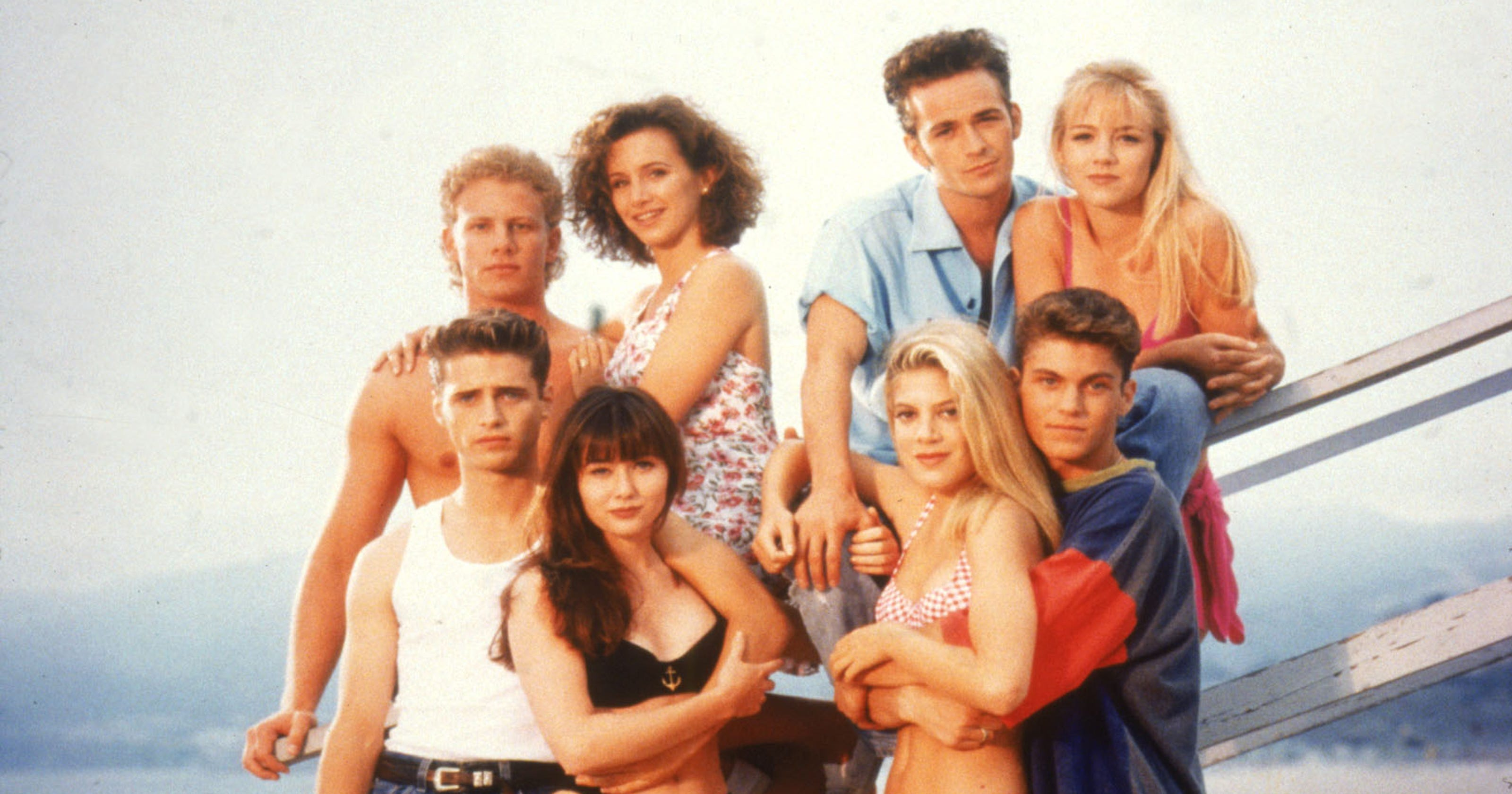 The 'Beverly Hills 90210' cast: Where are they now?