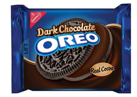 Dark Chocolate Oreo
