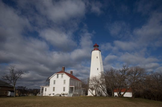 The Gateway National Recreation Area at Sandy Hook is open to the public during the federal government shutdown, however portions of the park are closed. The Sandy Hook lighthouse, lighted for the first time on June 11, 1764, is closed due to 'a lapse in federal appropriations'. 