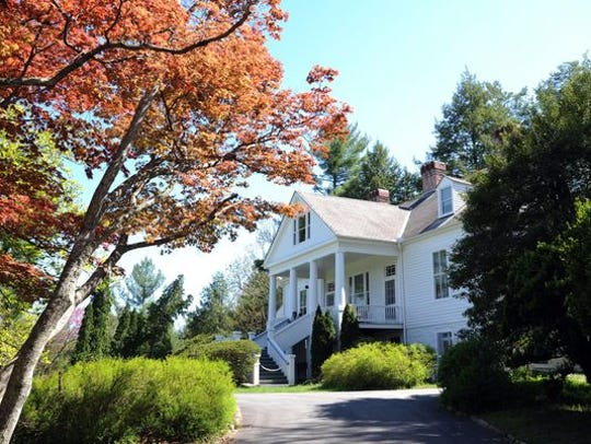 The Carl Sandburg Home National Historic Site in Flat Rock will be closed to visitors during the federal government shutdown.
