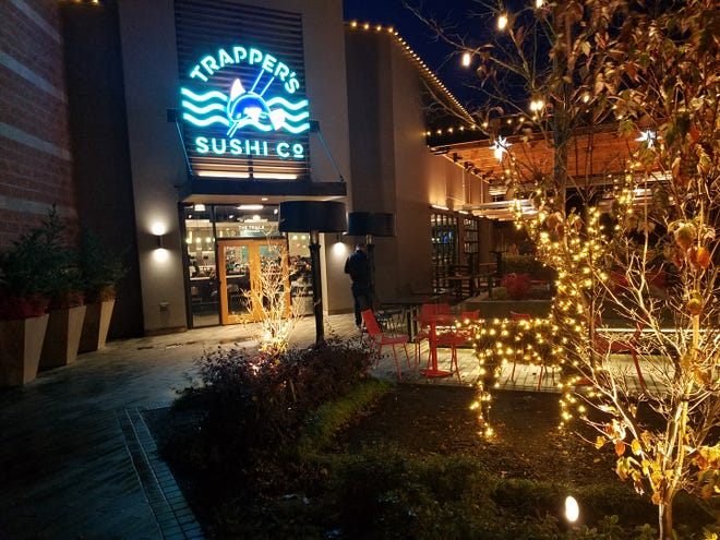 Trapper's Sushi opened a new location in The Trails at Silverdale shopping center Dec. 12.