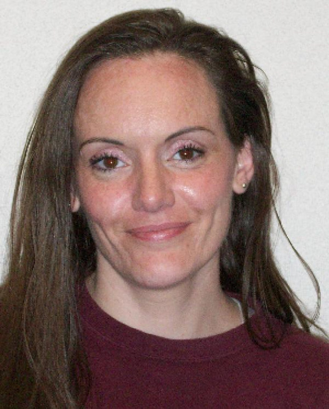 Trista Chisholm after she had been in prison for about 10 months, May 2018.