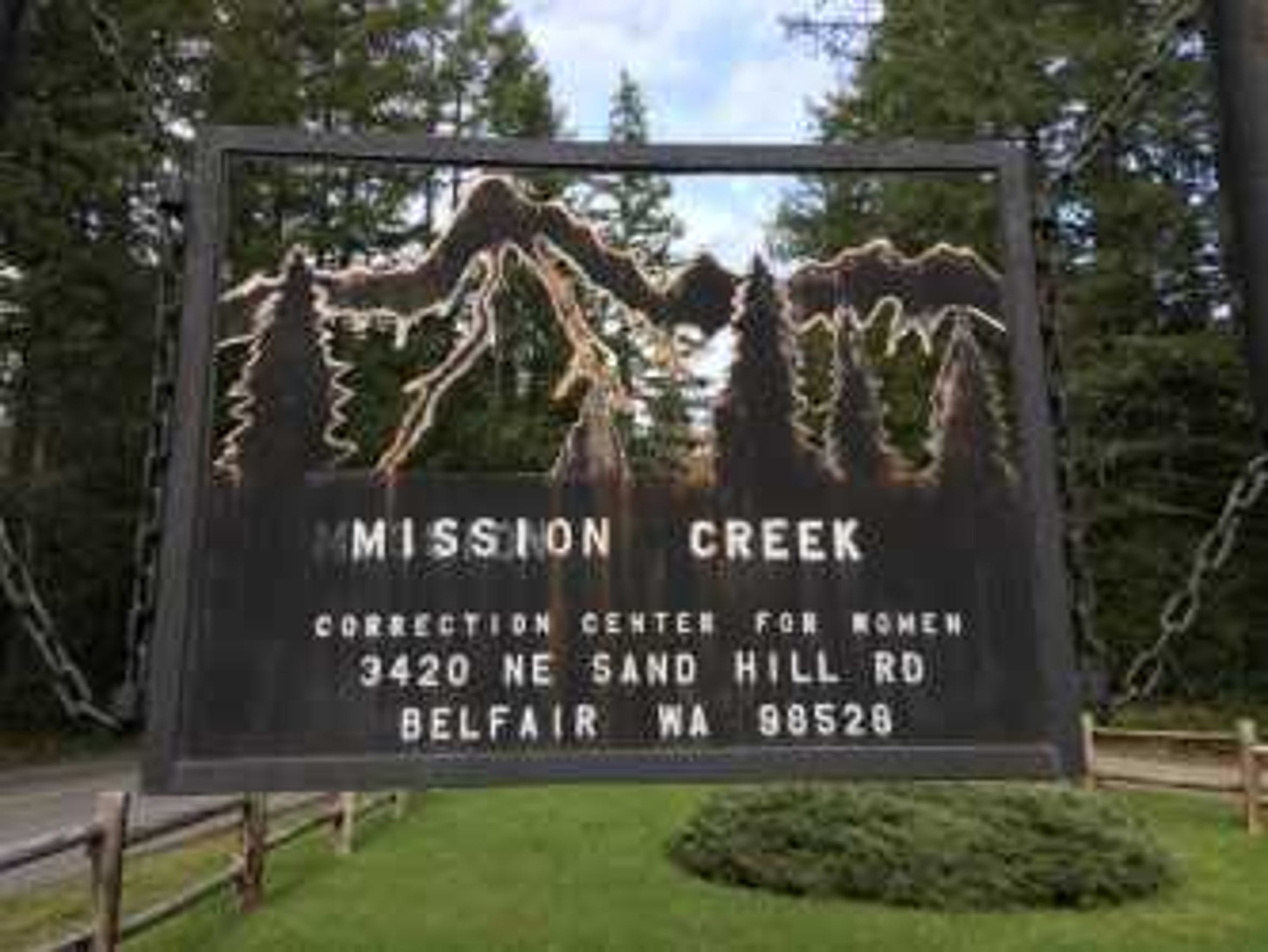 Mission Creek Corrections Center, a minimum security prison for women, is one of two women's prisons in the state of Washington.