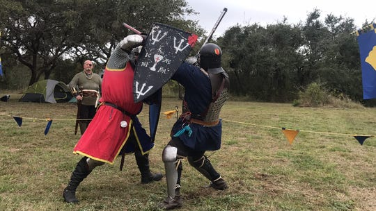 The Shire of Seawinds is a South Texas nonprofit dedicated to studying and recreating medieval history.