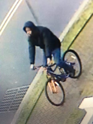 Police want to talk to this suspect in connection with a stabbing that occurred Friday in Glassboro.