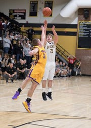 Unioto defeated Paint Valley 62-47 Friday night at Paint Valley High School.