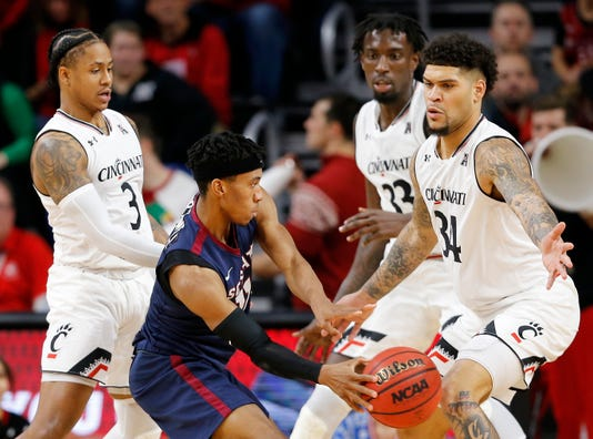 South Carolina State Bulldogs At Cincinnati Bearcats