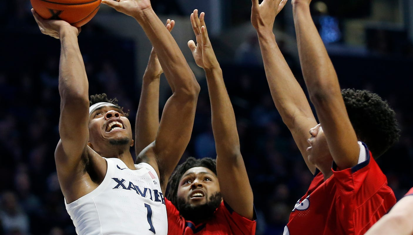 a8dfb1b06a3 Scouting report: Xavier opens 2018-2019 Big East Conference play at DePaul