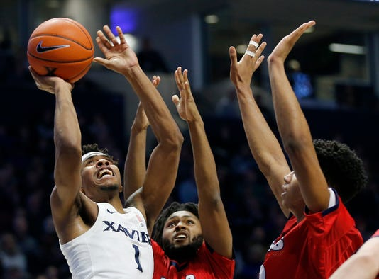 Detroit Titans At Xavier Musketeers