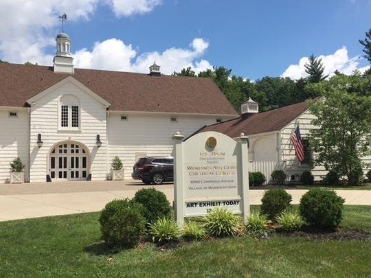 The Barn in Mariemont has agreed to station an off-duty village police officer at parties and wedding receptions with music to keep noise under control.