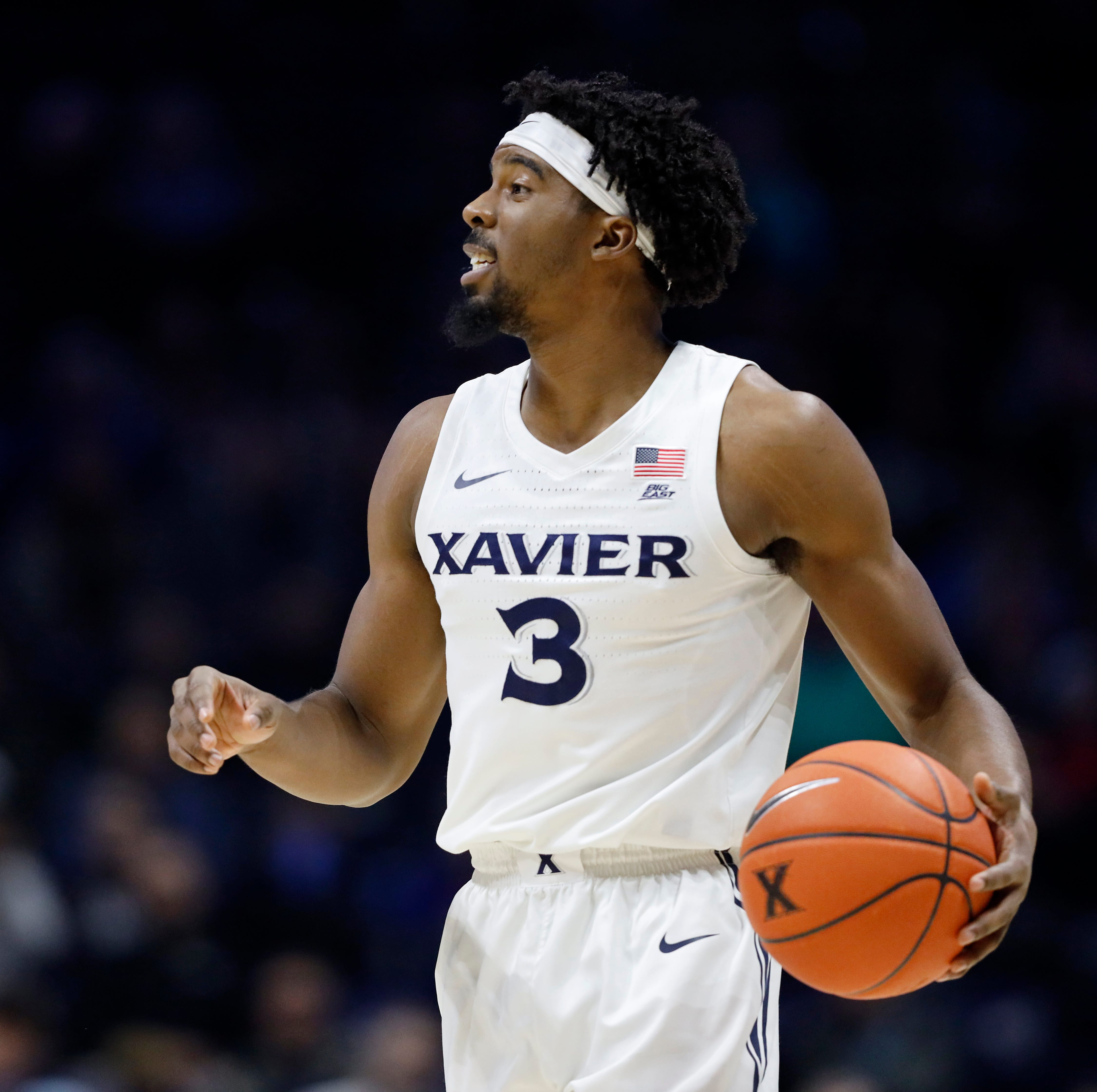 Xavier beats Detroit Mercy behind a career night from Quentin Goodin