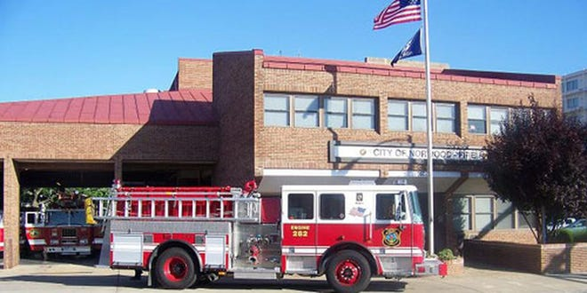 Pictured is the City of Norwood Fire Department.