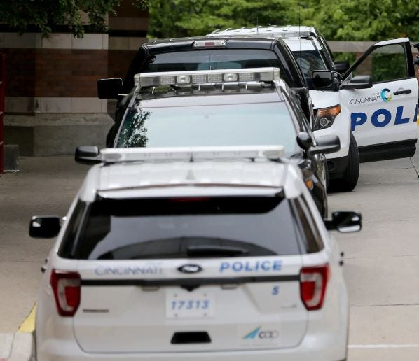 Two Cincinnati police officers are under investigation by federal authorities, Hamilton County Prosecutor Joe Deters confirmed to The Enquirer.