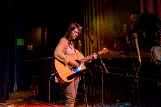 Courtney Krause performing live, Friday, Dec. 21, at the Vaudeville Mews.