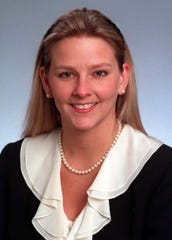 1999 photo of Jennifer Faunce when she was in the state legislature.