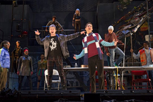 """The 20th anniversary tour of 1996's """"Rent"""" is continuing into 2019."""