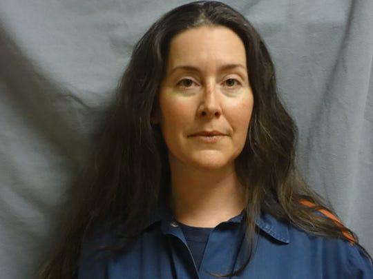 2013 photo of Melissa Chapman. Photo credit: Michigan Department of Corrections