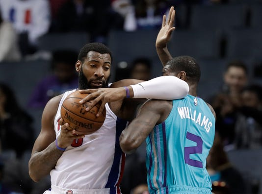 Andre Drummond Marvin Williams