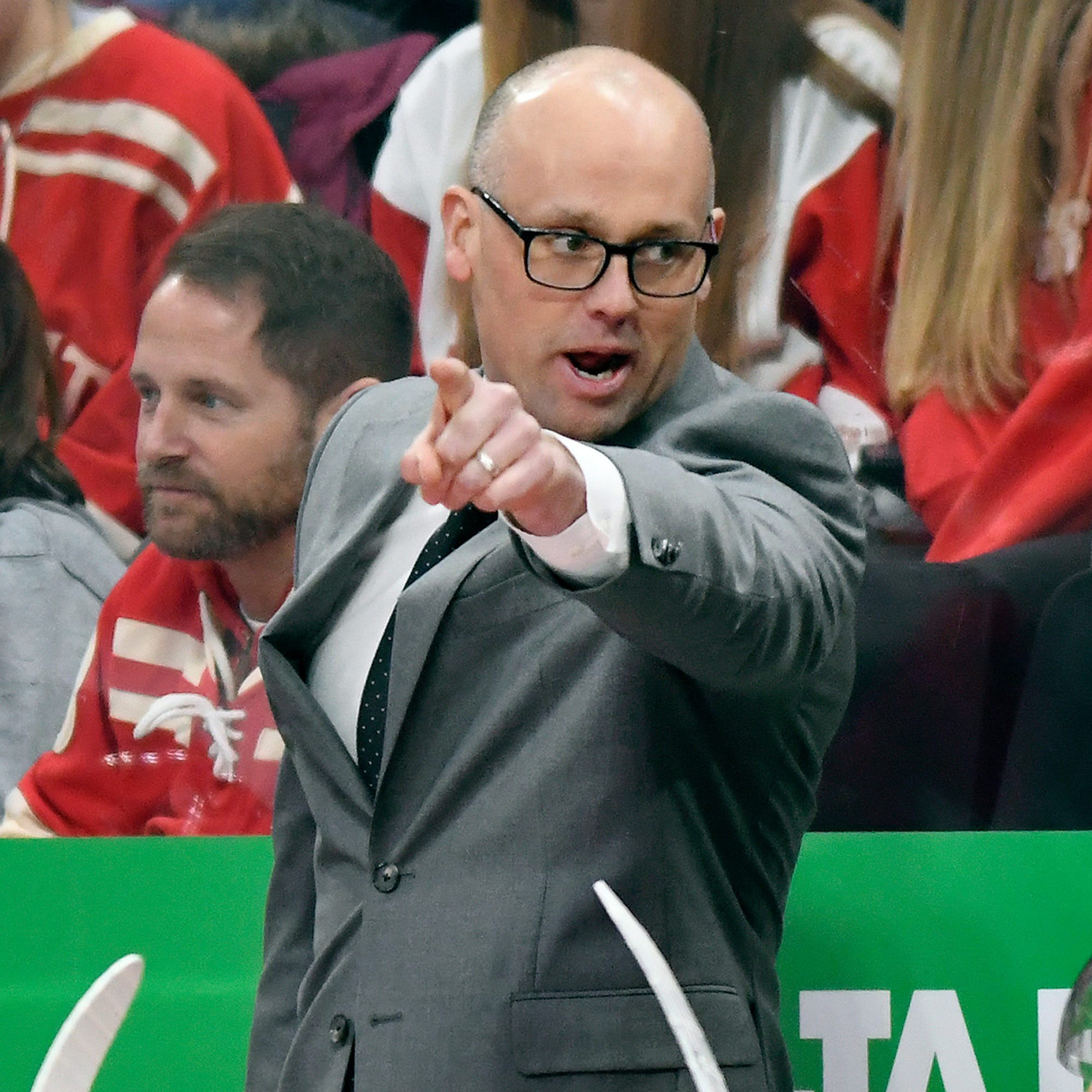 Report: Red Wings, Jeff Blashill closing in on extension in 'coming days'