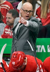 Red Wings coach Jeff Blashill is close to signing an extension, according to a report.