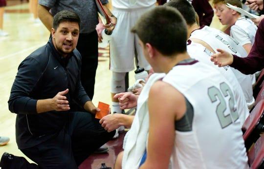 Zach Alt resigned as Genoa's boys varsity basketball coach.