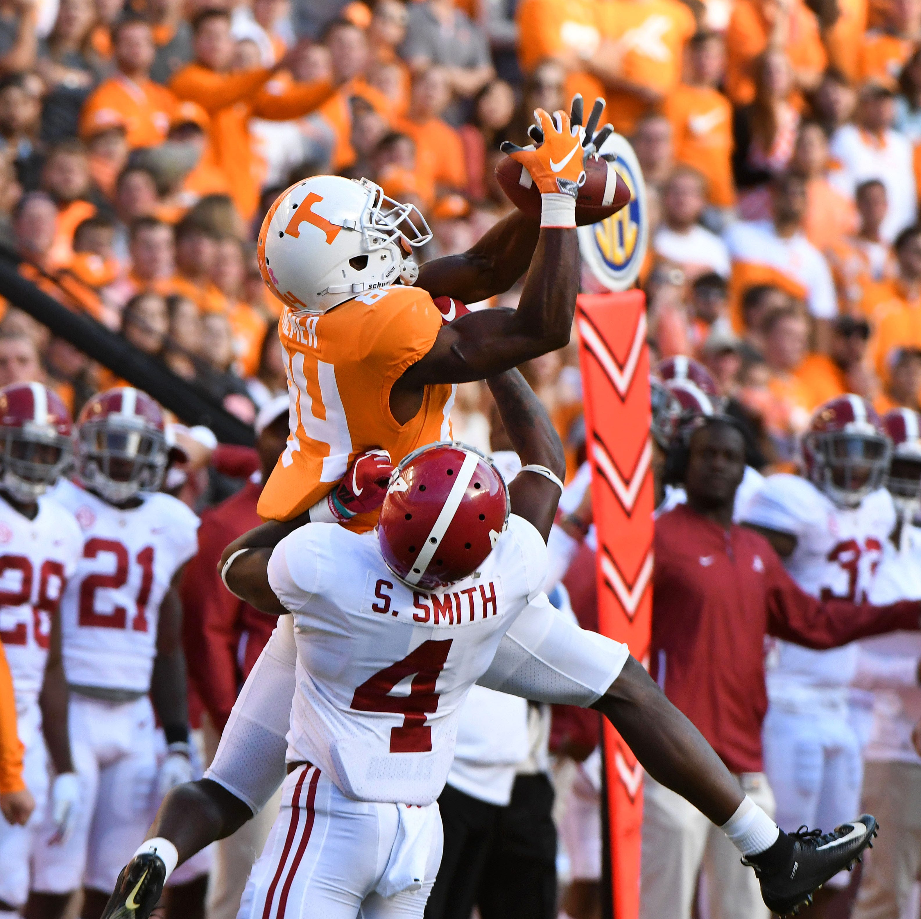 What's Tennessee's top rivalry? UT football vs Alabama or Vols basketball vs Kentucky?