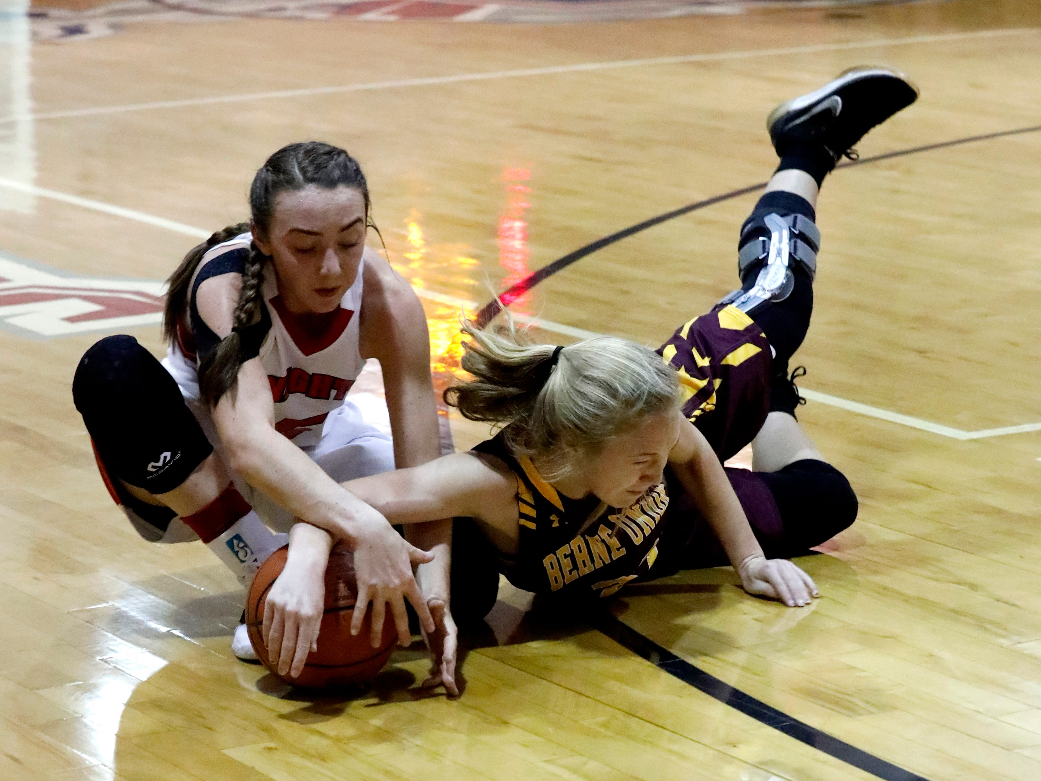 Fairfield Christian defeated Berne Union 53-38 Friday night, Dec. 21, 2018, at Fairfield Christian Academy in Lancaster.