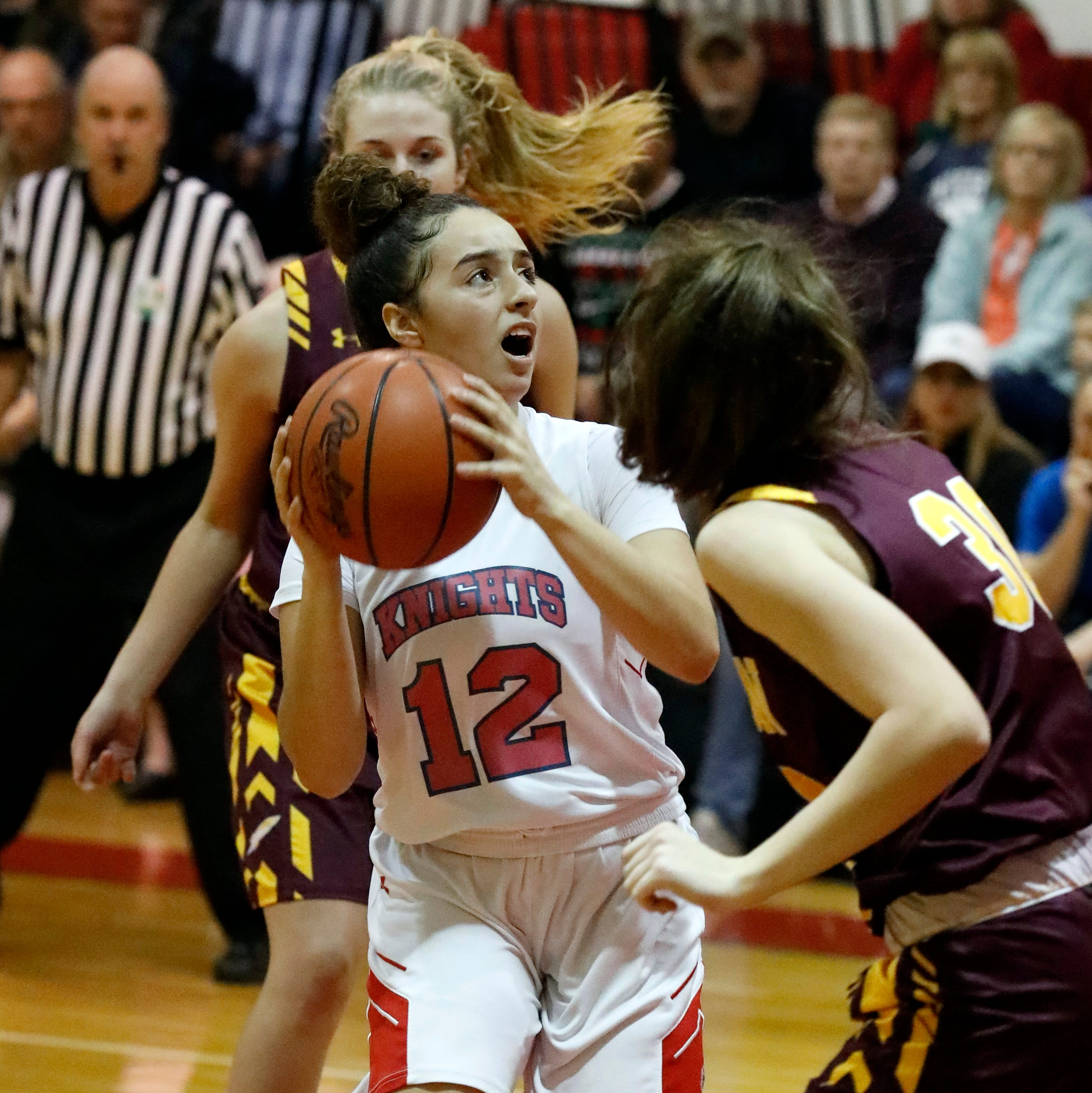 Seven area girls named to All-Ohio basketball teams, led by FCA's Mershimer