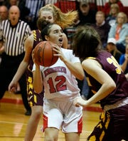 Fairfield Christian Academy senior Celeste Mershimer was named Division IV first team All-Ohio by the Ohio Prep Sportswriters Association, marking the second consecutive year she has earned All-Ohio first team honors.