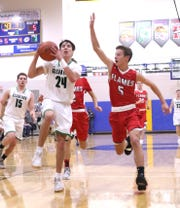Clear Fork's Brennan South led the Colts to tying the school regular season record for wins while finishing at No. 4 in the Richland County Boys Basketball Power Poll.