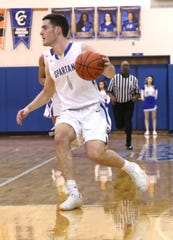 St. Peter's Eli Gurski returns for his senior year after averaging 6 points and 3.4 assists a game last season.