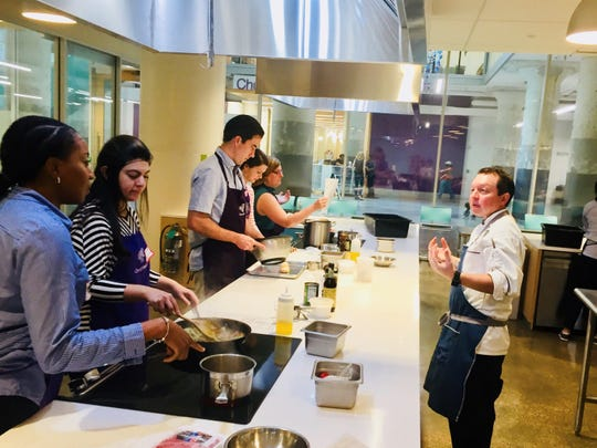 The Madison Area YMCA will host Cook for Our Cause, a night of cooking and eating, on Friday.