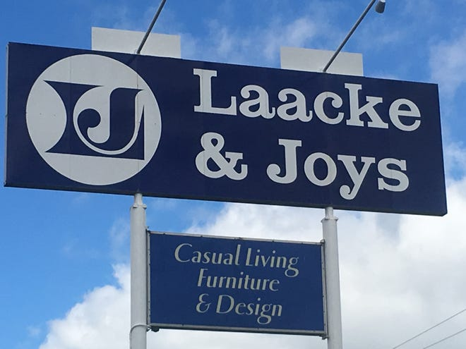 The Laacke & Joys store in Brookfield is set to close by Jan. 15.