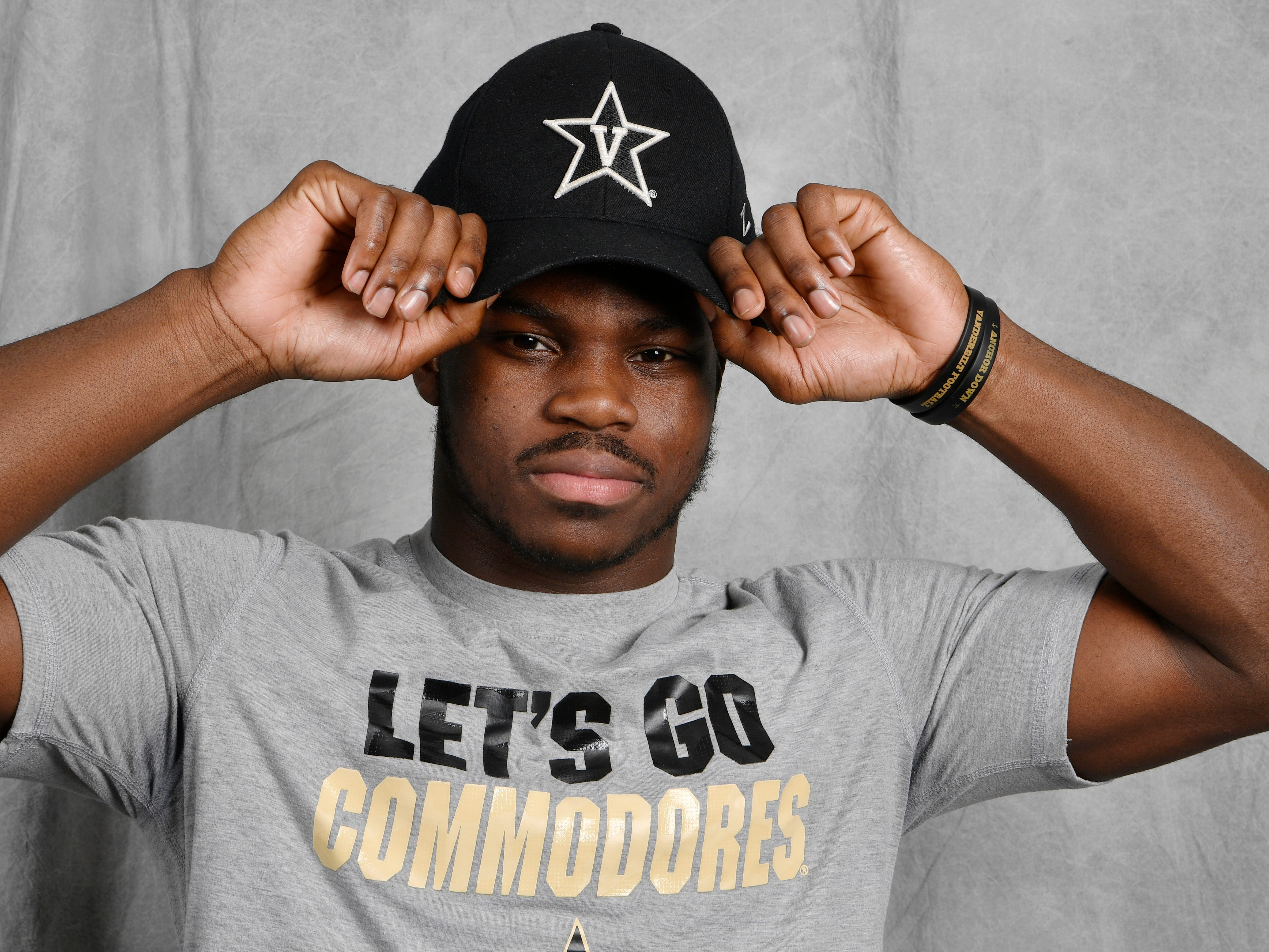 Pearl-Cohn's Jayden Harrison signed with Vanderbilt on Wednesday on the first day of the early signing period.