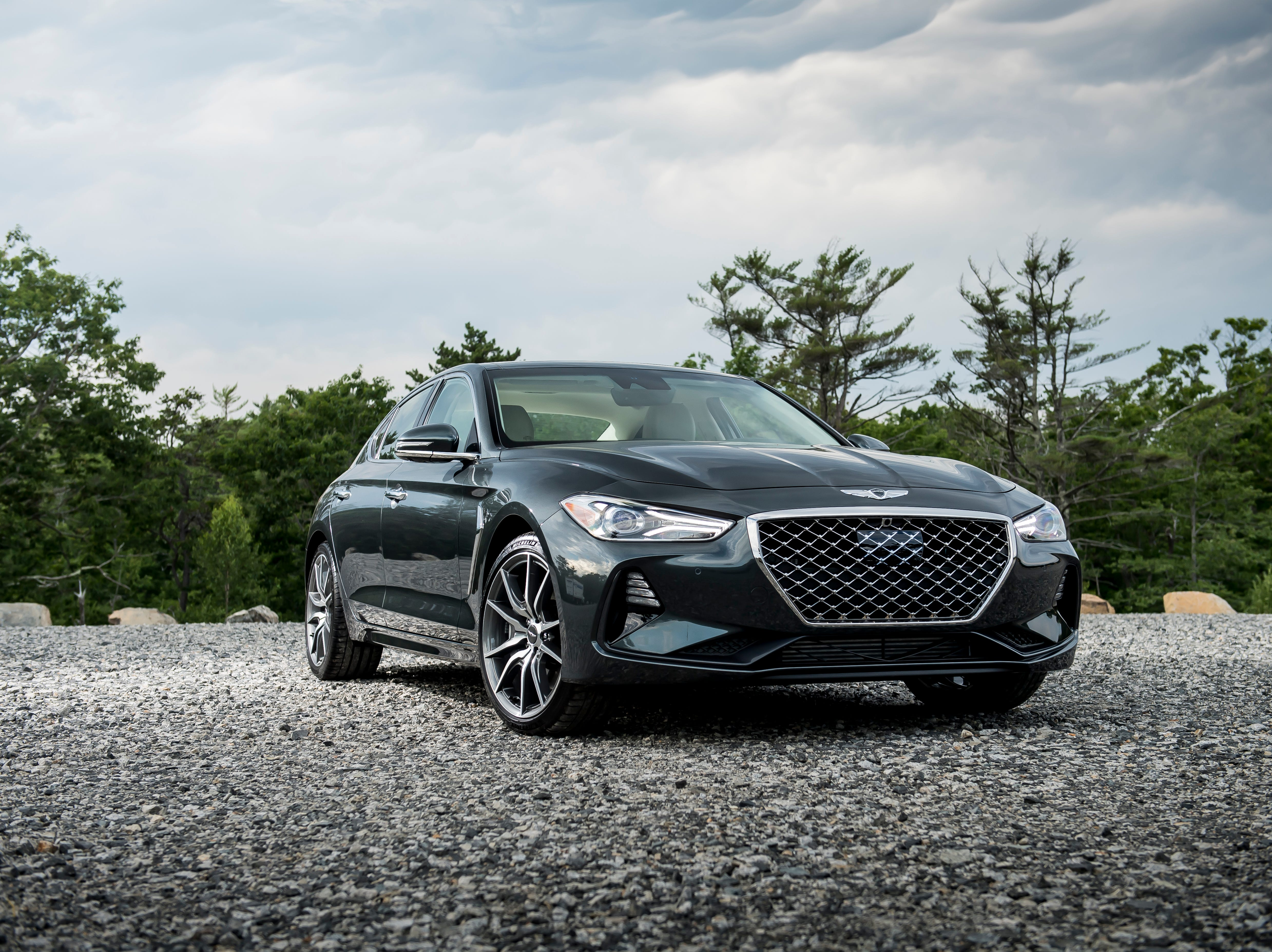2019 Genesis G70 is a sophisticated performer