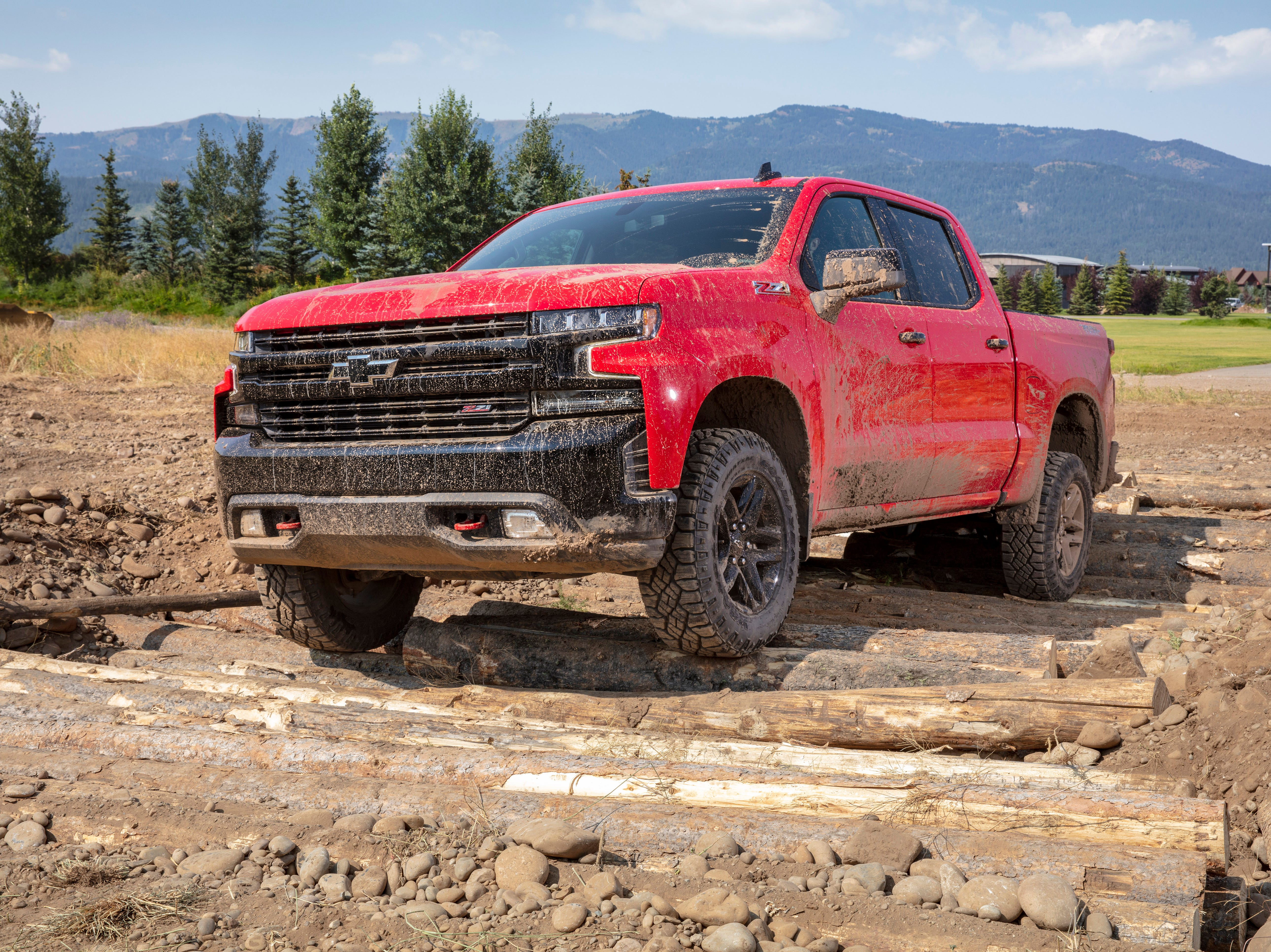 2019 Chevy Silverado delivers on and off road