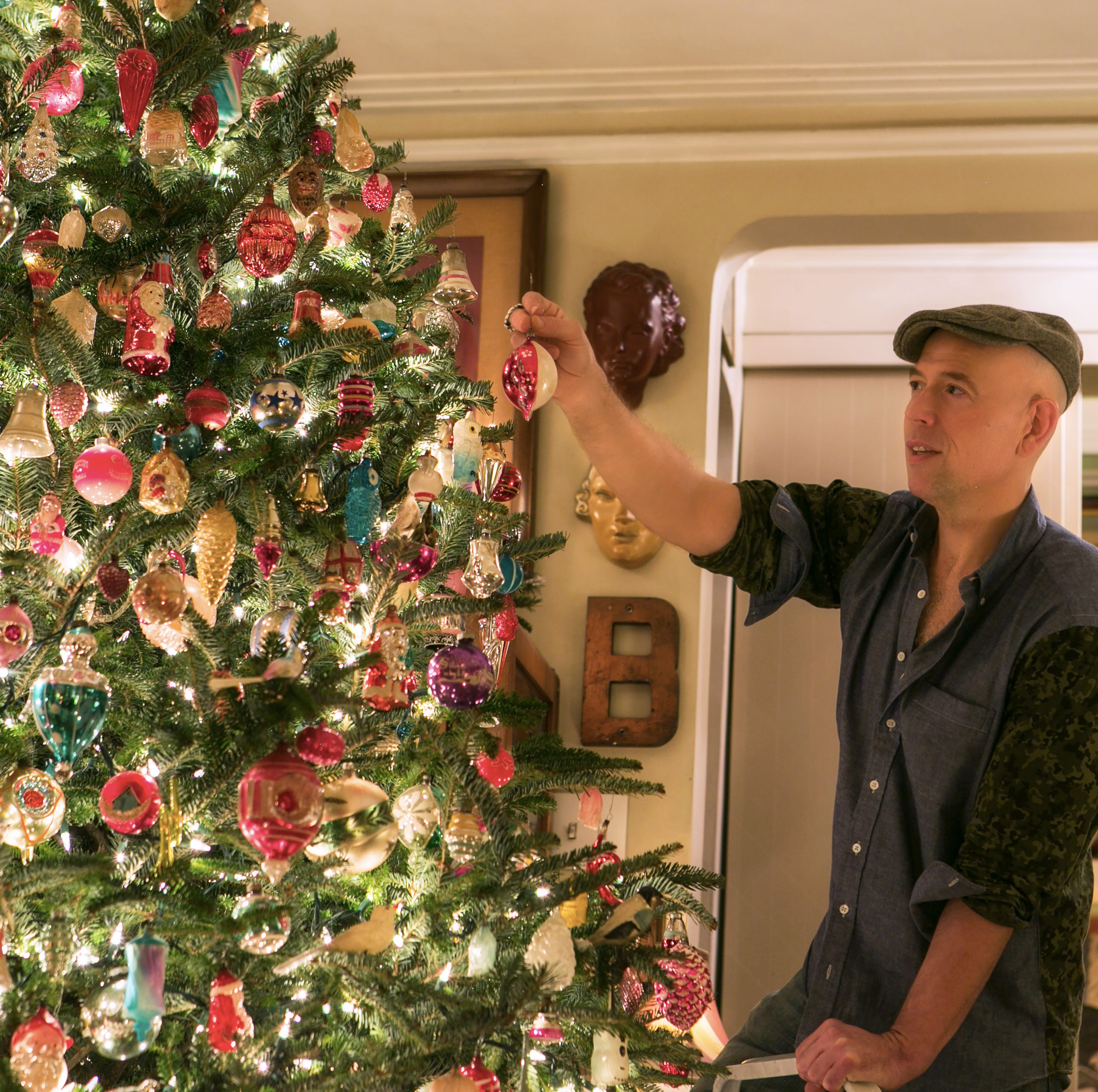 Christmas memories inspire 'Vintage Christmas'