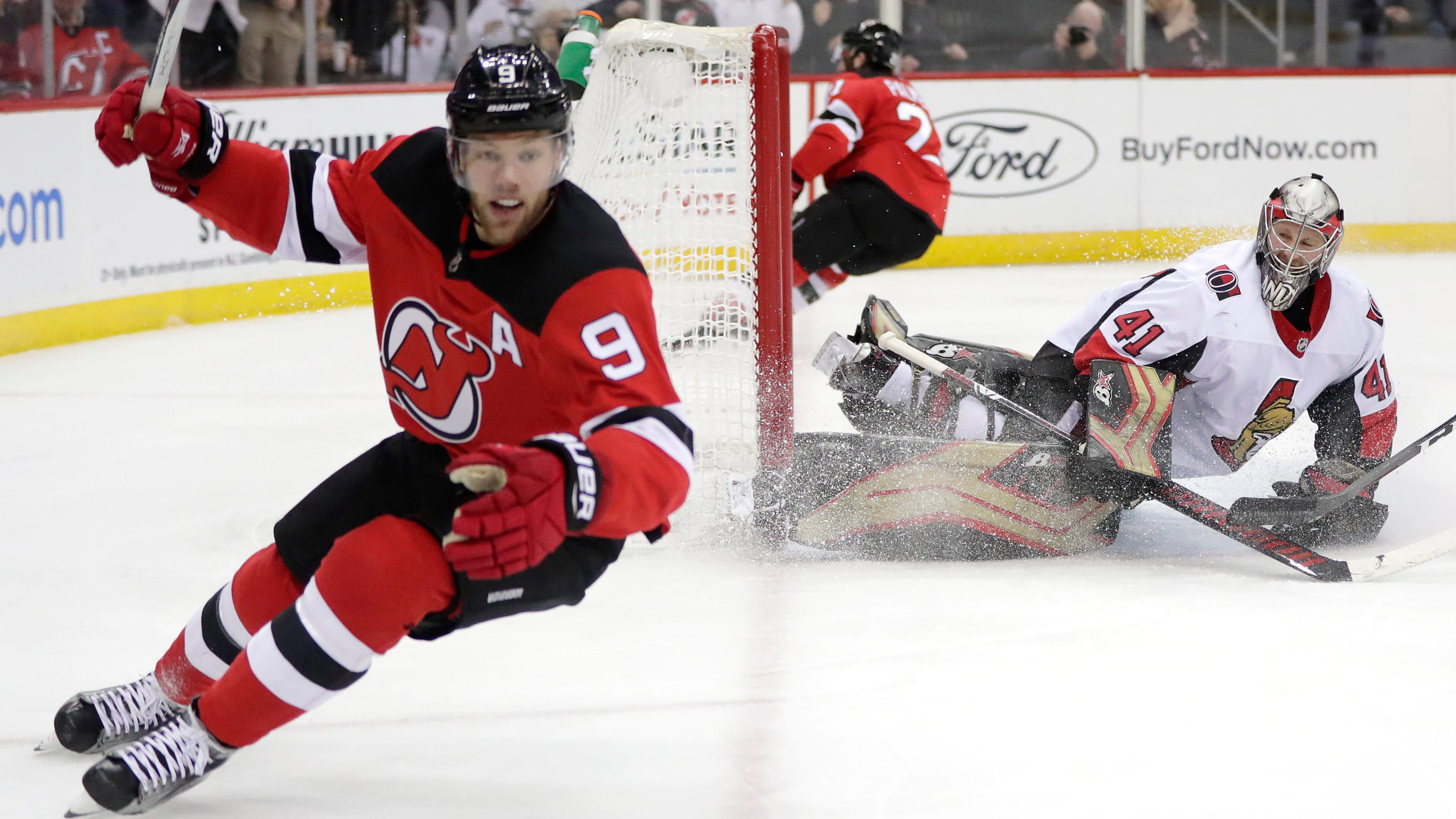 Taylor Hall s four-point night leads NJ Devils past Ottawa Senators 4d5e00af7