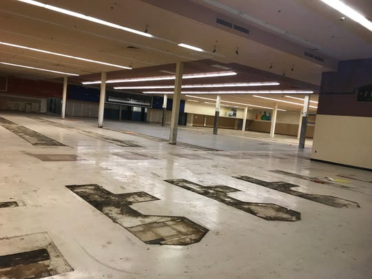 The former site of the Acme Supermarket is empty for now, but will be the home of a Lidl Supermarket in the future.