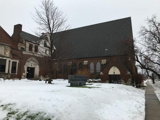 c5c27b444 The South Park Presbyterian Church in Rock Island, Ill., where Walter Roth  and
