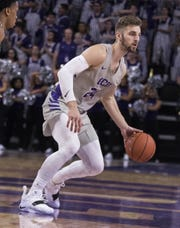Grand Canyon University's Tim Finke against Jacksonville during the first half of their game in Phoenix, Monday, Nov.11,  2018. Darryl Webb/Special for the Republic