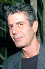 Anthony Bourdain on May 2, 2002.
