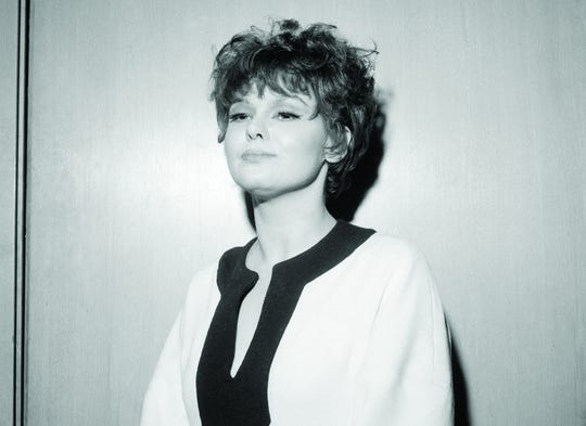 Barbara Harris, seen on Jan. 4, 1967, charmed Broadway audiences and movie fans.